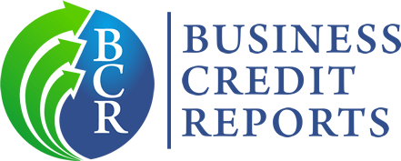Business Credit Reports, Inc. globe logo
