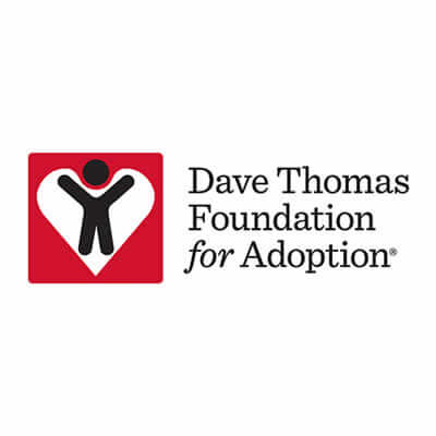Dave Thomas Foundation for Adoption logo